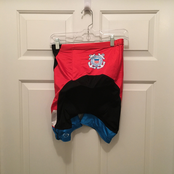 Primal Other - NWT Primal U.S. Coast Guard Cycling Shorts Small